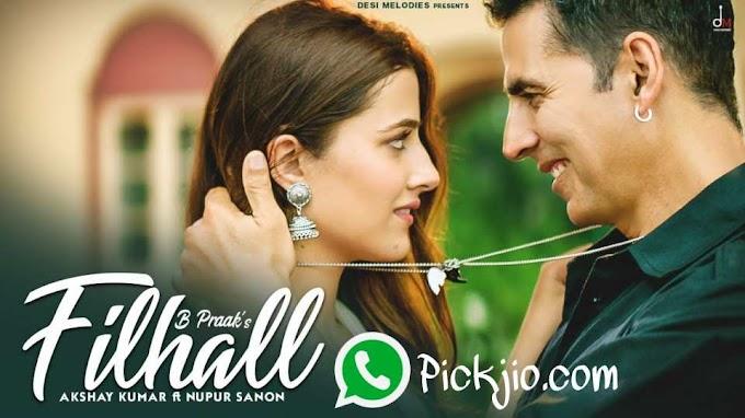 Main Kisi Aur Ka Hoon Filhall WhatsApp Status Video