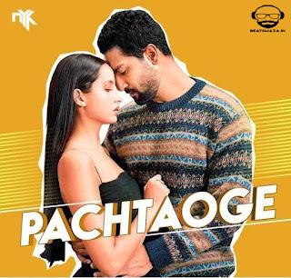 Pachtaoge (Remix) - DJ NYK
