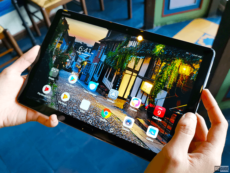 Huawei MediaPad M5 Lite review: Worthy multimedia companion
