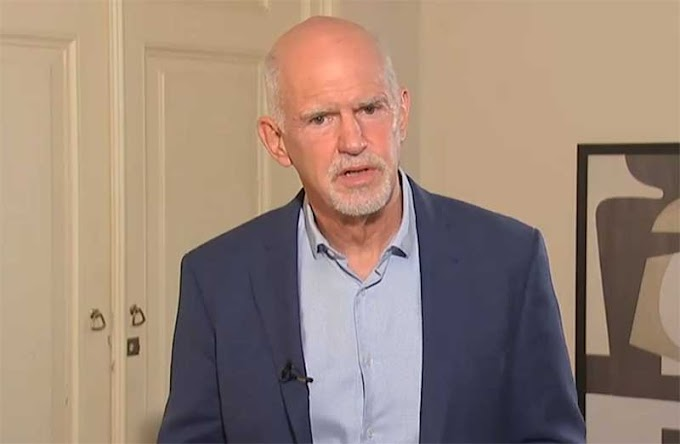 Υποψήφιος πρόεδρος του ΚΙΝΑΛ ο πρώην πρωθυπουργός Γιώργος Παπανδρέου
