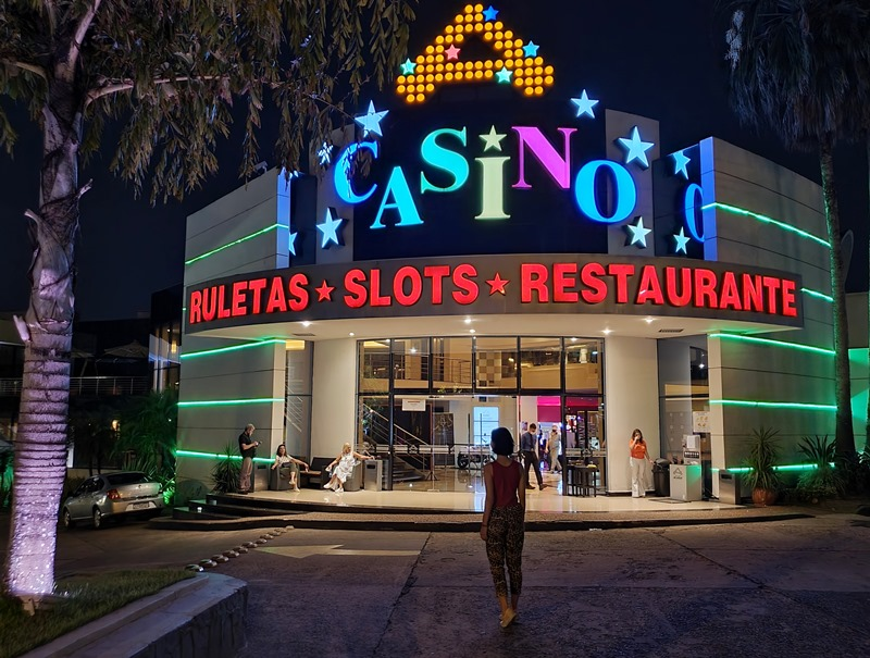 Hotel Casino Acaray Ciudad del Este
