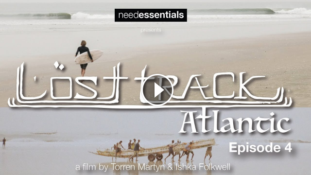 Torren Martyn - LOST TRACK ATLANTIC - Episode 4 - Full Film
