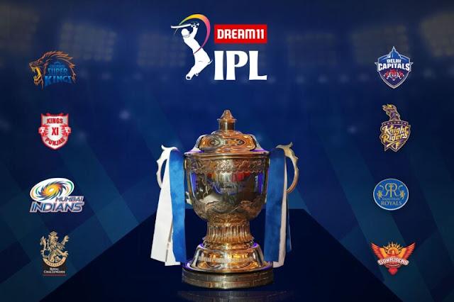 IPL match list 2021