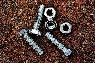 Metal screws cause hardware disease