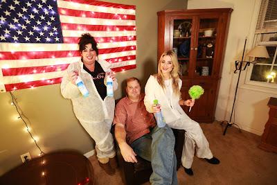 Obcecados por Limpeza - Salvando a América