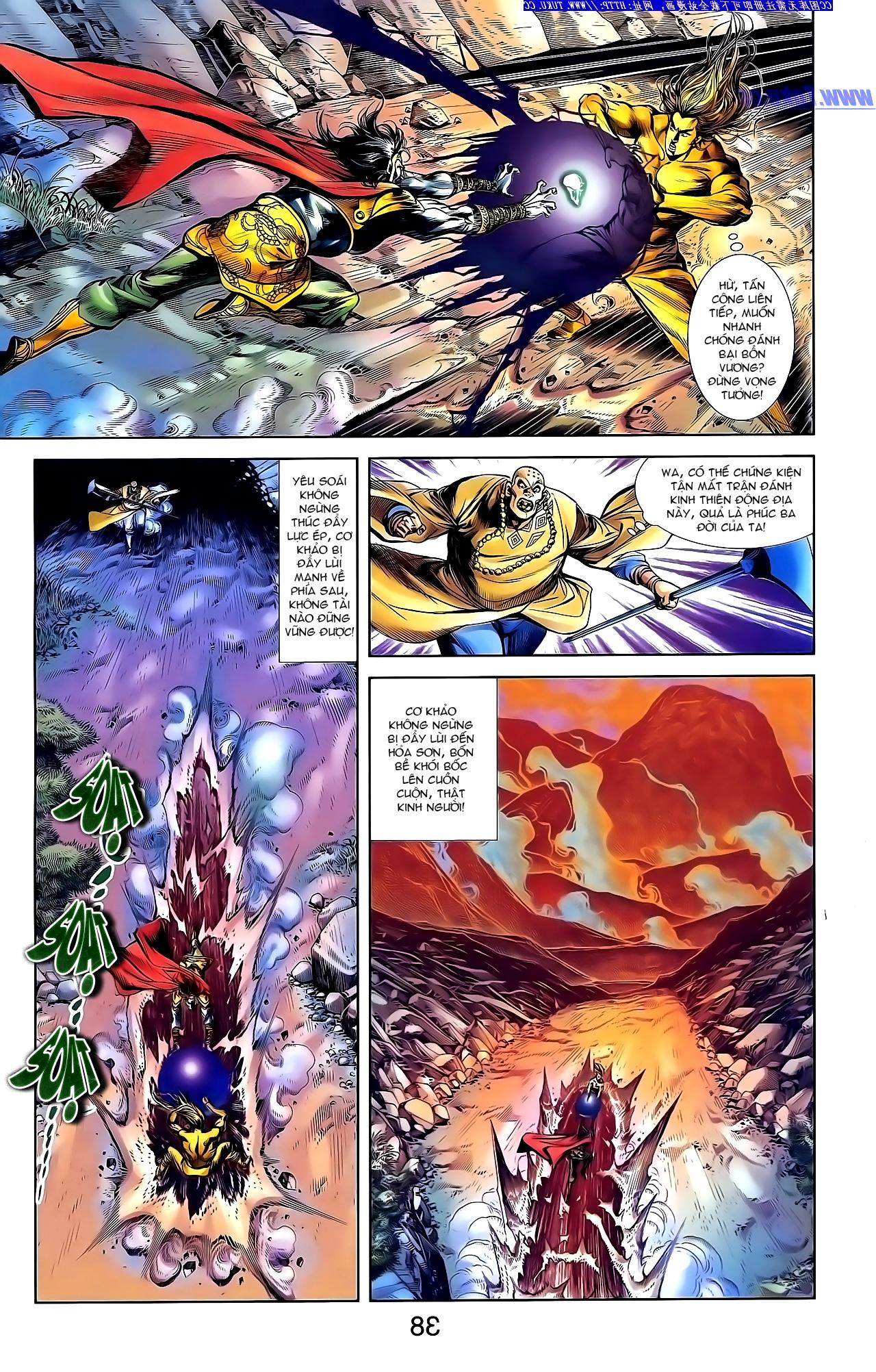 Cơ Phát Khai Chu Bản chapter 146 trang 20