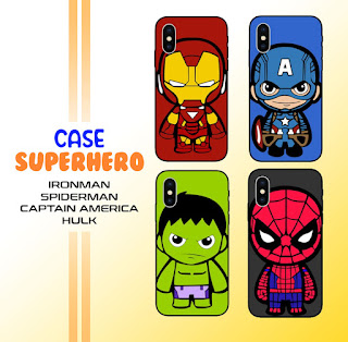custom case superhero