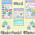 Fouad WhatsApp v7.60 Latest Update New Unicorn Style Girl's Mods Edition Version Create By Marcela Download Now
