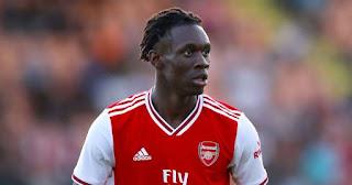 Arsenal begins Contract talk Folarin Balogun Replacement