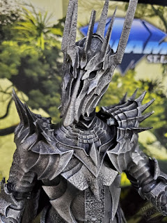 Diamond Select Lord of the Rings Action Figures Sauron Build a Figure