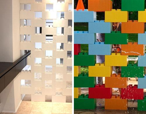 Lego per grandi arredamento facile for Lego giganti arredamento