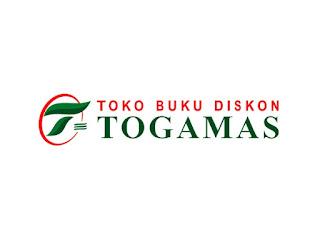 Lowongan Kerja Toko Buku Diskon Togamas Group