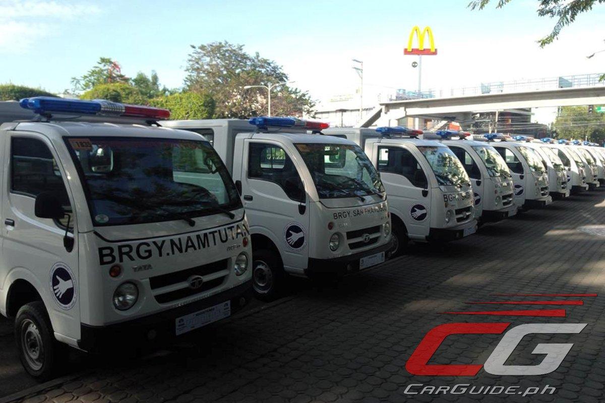 City of san fernando la union acquires tata ace units for Ace motor sales inc