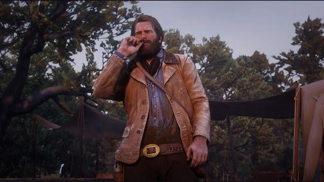كيف يمكن تشغيل نظام التصوير في لعبة Red Dead Redemption 2 ؟ إليكم التفاصيل من هنا ..