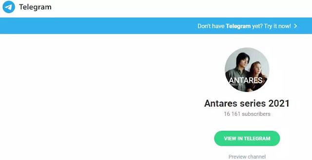 Cara Nonton Antares the Series di Telegram & WeTV-1