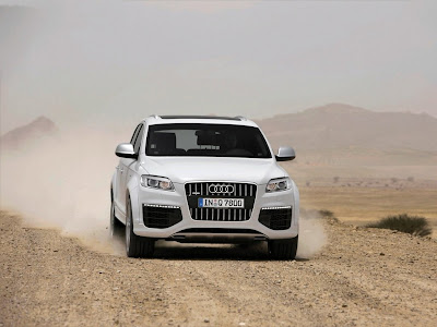 Audi Q7 Off Road Normal Resolution HD Wallpaper 11