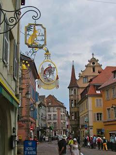 Grand Rue Colmar France