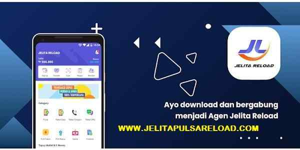 JL Mobile Topup Aplikasi Android Jelita Reload