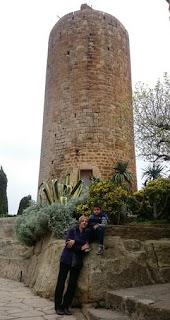 Pals, Torre de las Horas.