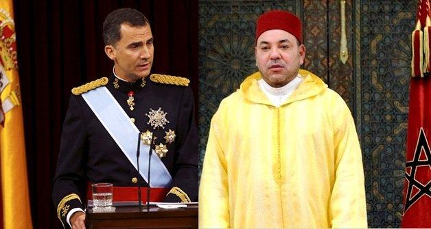 بعد الاتسفزازات الأخيرة لمغرب إسبانيا ترسل أفراد من الأسرة الحاكمة إلى سبة المحتلة