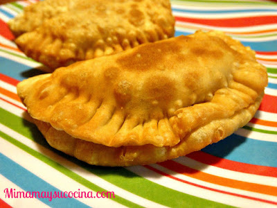 Receta Empanadas Atun | Mimamaysucocina.com