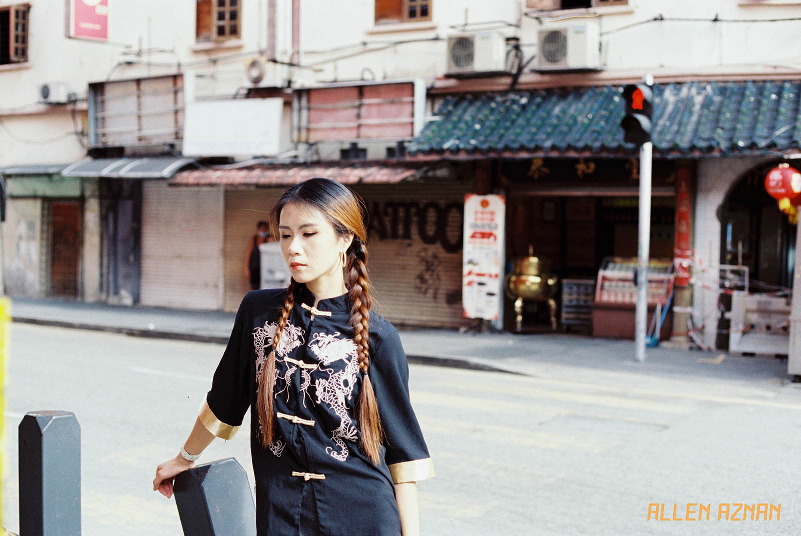 Carmen Ng | Chinatown Hustle (Film)