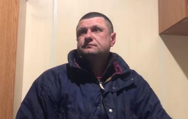 Захоплення рибалок в Азовському морі: окупанти показали відео допиту українців