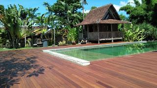 Mengenal 2 Jenis lantai kayu Terbaik Asal Kalimantan