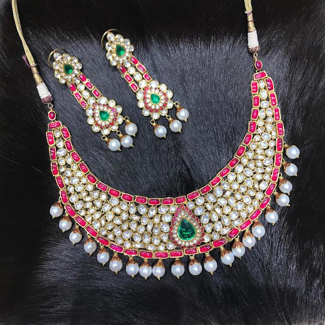 Actress Puja Banerjee shops her bridal jewellery from India's Premier Jewellery House- Minawala