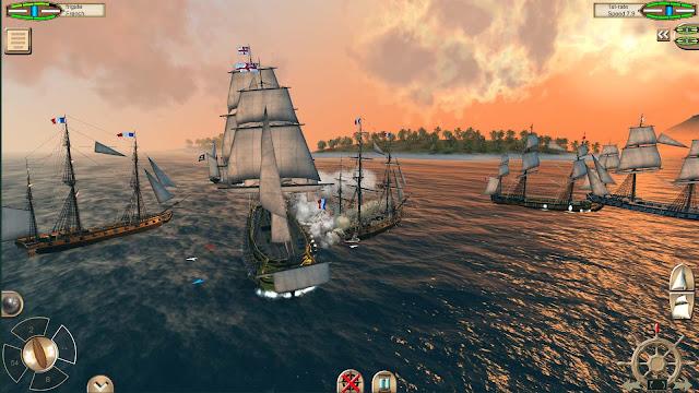 The Pirate: Caribbean Hunt v5.5 Apk Mod [Dinero]