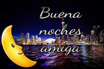 Good night images in Spanish