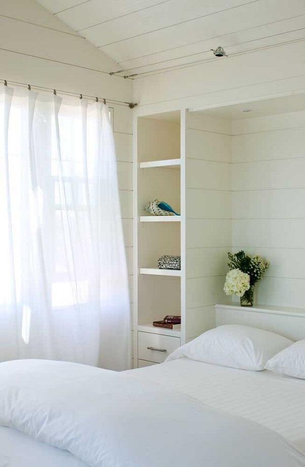 widow's bed