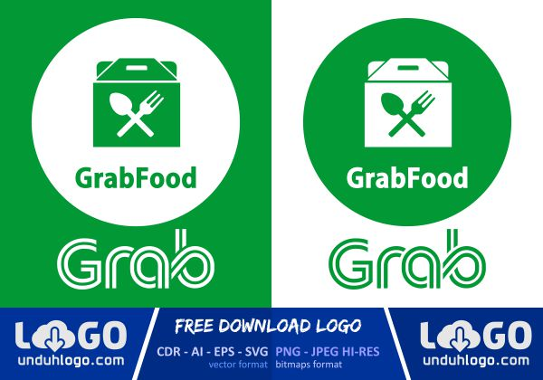 Logo Grab Food