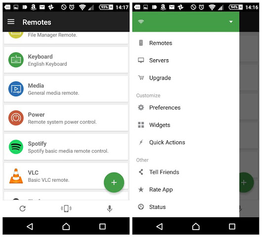 How to control your PC/Laptop via android mobile ~ AndroidMazza4u
