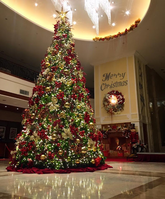 Marco Polo Plaza Cebu's Tree of Hope