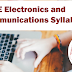 GATE Electronics and Communications Syllabus 2020 - Check Here