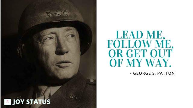 George S. Patton Quotes