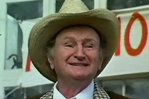 Al Lewis as Mr. Gegenfurtner