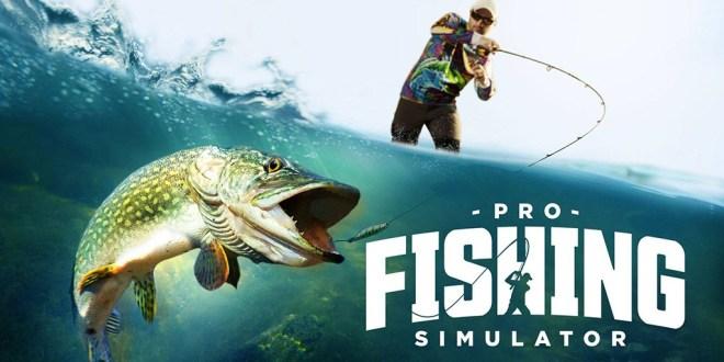 Pro Fishing Simulator PC Game Download