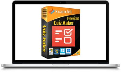 ExamJet Quiz Maker Professional 3.7 Full Version