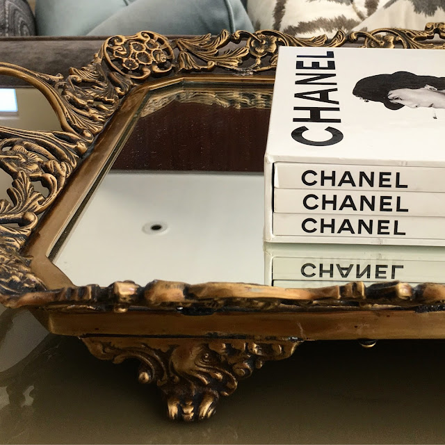 Chanel coffee table books