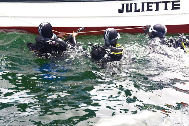 Secrets of the deep: Senegal's slave shipwreck detective