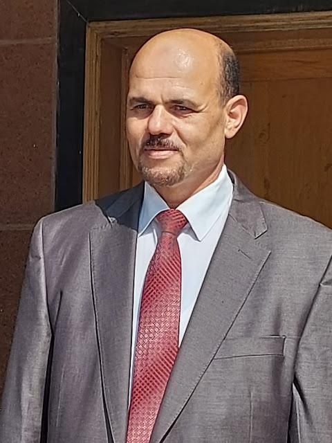 جامعة الفيوم: الأستاذ حسني الجارحي قائمًا بأعمال مدير عام الإدارة العامة لرعاية الشباب
