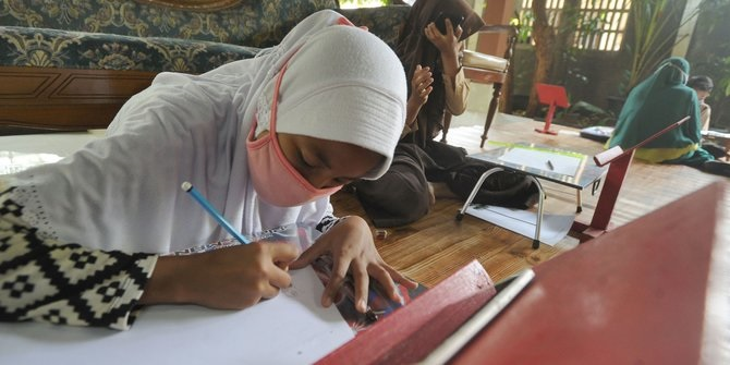 KPAI Nilai Rencana Pembukaan Sekolah di Zona Nonhijau Berbahaya