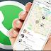 Cara Menggunakan Fitur Live Location ( Lokasi Sekarang ) / Share Lokasi Di WhatsApp