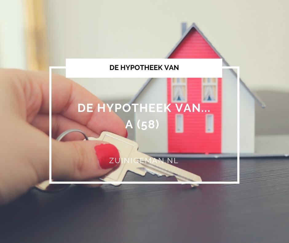 De hypotheek van A (58)
