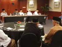 Kiai Ma'ruf dan Rais Am PBNU Gelar Pertemuan dengan 25 Kiai Sepuh