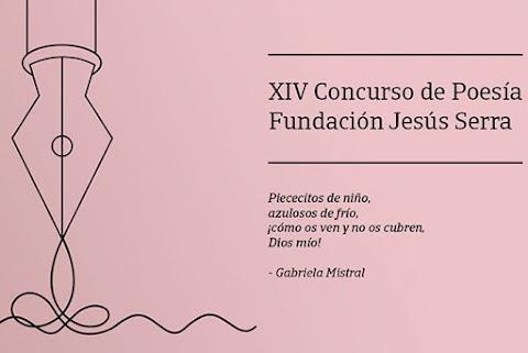 Entrega del Premio de Poesía de la Fundación Jesús Serra