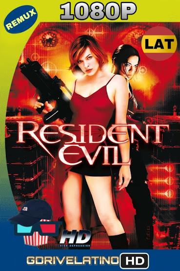 Resident Evil (2002) REMUX 1080p Latino-Ingles MKV