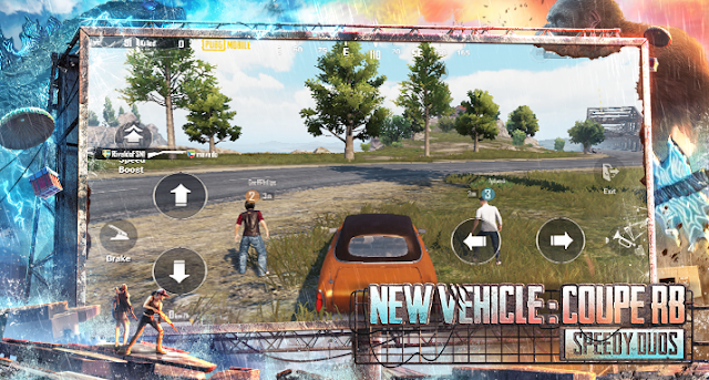 PUBG Mobile 1.4 Update official Patch notes released, new vehicles and modes